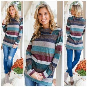 Nic & Lulu Striped tunic - Jenny Boston boutique